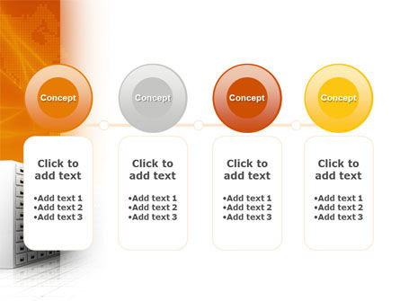 Array PowerPoint Template Slide 5