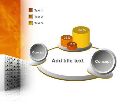 Array PowerPoint Template Slide 6