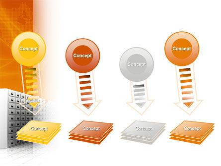 Array PowerPoint Template Slide 8