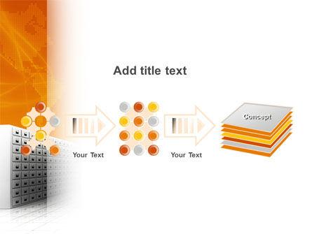 Array PowerPoint Template Slide 9