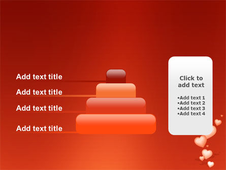 Love Gift PowerPoint Template Slide 8