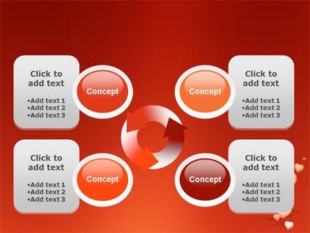 Love Gift PowerPoint Template Slide 9