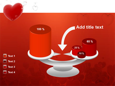 Love You PowerPoint Template Slide 10
