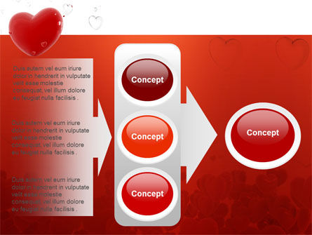 Love You PowerPoint Template Slide 11