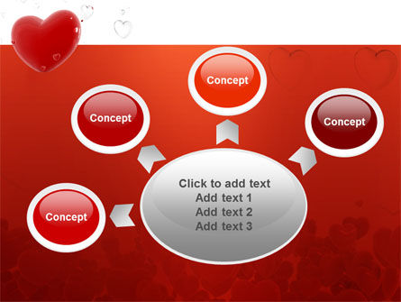 Love You PowerPoint Template Slide 7