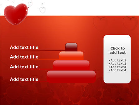 Love You PowerPoint Template Slide 8