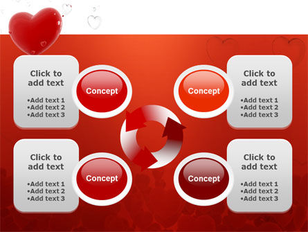 Love You PowerPoint Template Slide 9