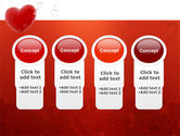Love You PowerPoint Template#5