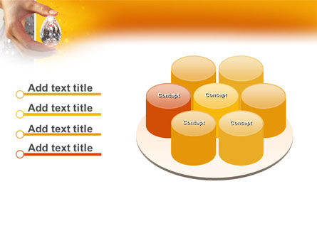 Diamond PowerPoint Template Slide 12