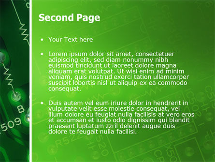 Integrated Circuit PowerPoint Template Slide 2