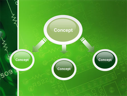 Integrated Circuit PowerPoint Template Slide 4