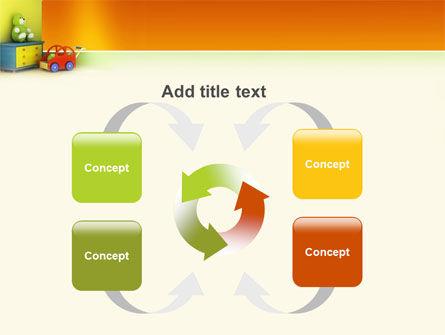 Day Nurseries PowerPoint Template Slide 6