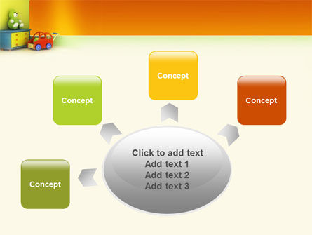 Day Nurseries PowerPoint Template Slide 7