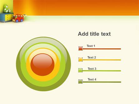 Day Nurseries PowerPoint Template Slide 9