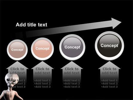 Alien PowerPoint Template Slide 13