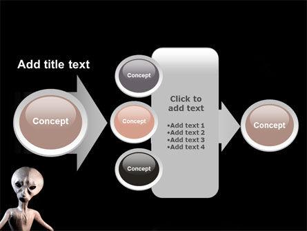 Alien PowerPoint Template Slide 17