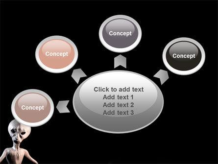 Alien PowerPoint Template Slide 7