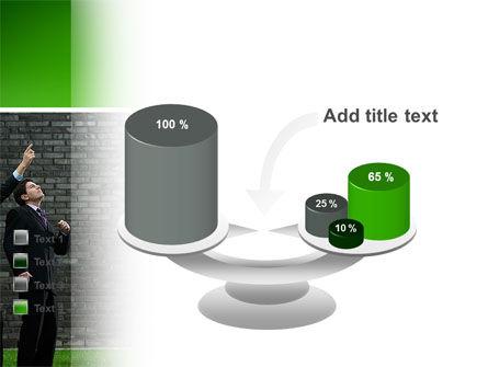 Defining Target PowerPoint Template Slide 10