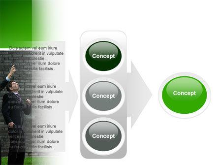 Defining Target PowerPoint Template Slide 11