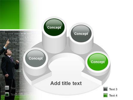 Defining Target PowerPoint Template Slide 12