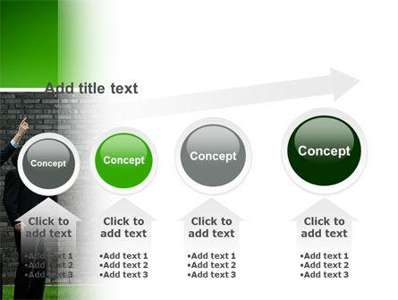 Defining Target PowerPoint Template Slide 13
