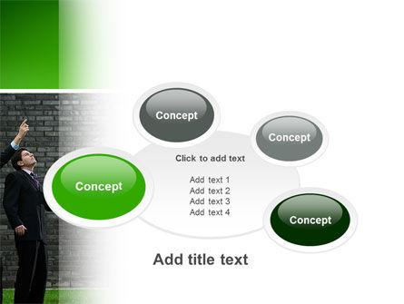 Defining Target PowerPoint Template Slide 16