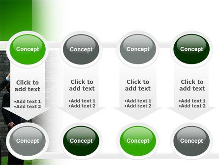 Defining Target PowerPoint Template Slide 18