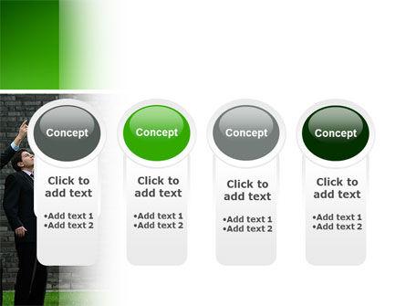 Defining Target PowerPoint Template Slide 5