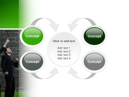 Defining Target PowerPoint Template Slide 6