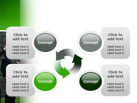 Defining Target PowerPoint Template Slide 9
