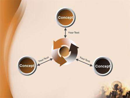 Dandelion Free PowerPoint Template Slide 12