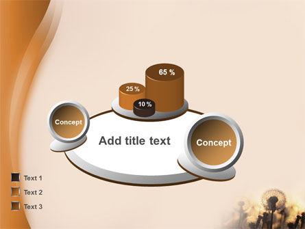 Dandelion Free PowerPoint Template Slide 13