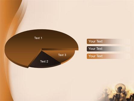 Dandelion Free PowerPoint Template Slide 14