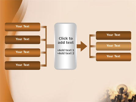 Dandelion Free PowerPoint Template Slide 16