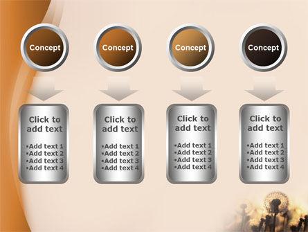 Dandelion Free PowerPoint Template Slide 18