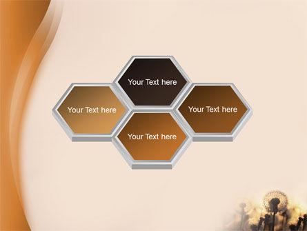 Dandelion Free PowerPoint Template Slide 5