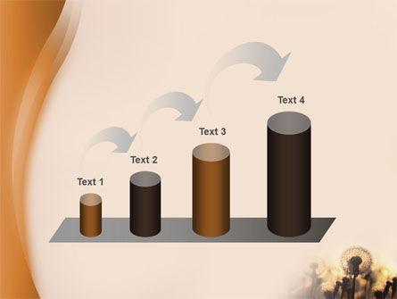 Dandelion Free PowerPoint Template Slide 7