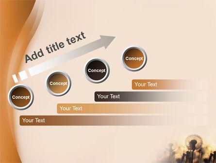 Dandelion Free PowerPoint Template Slide 9