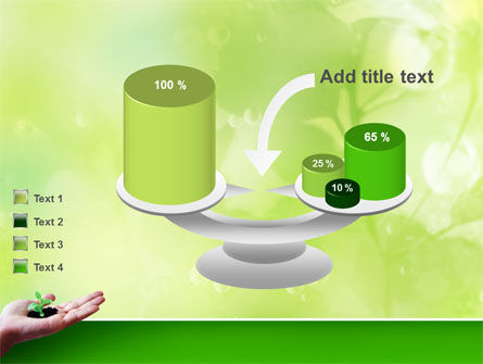Sprout PowerPoint Template Slide 10