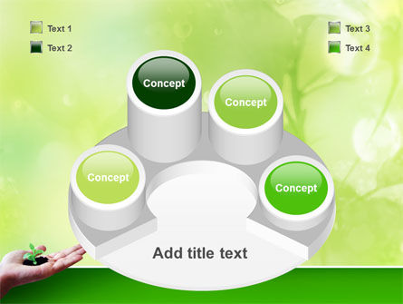 Sprout PowerPoint Template Slide 12