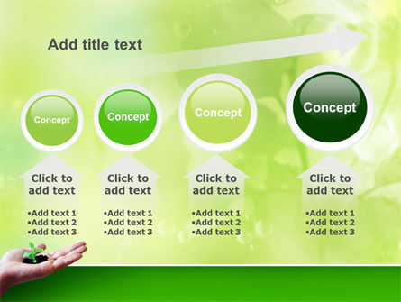 Sprout PowerPoint Template Slide 13