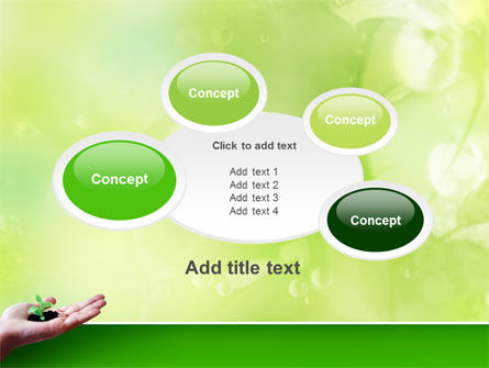 Sprout PowerPoint Template Slide 16