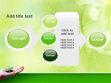 Sprout PowerPoint Template Slide 17