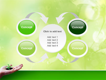 Sprout PowerPoint Template Slide 6