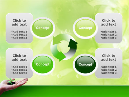 Sprout PowerPoint Template Slide 9