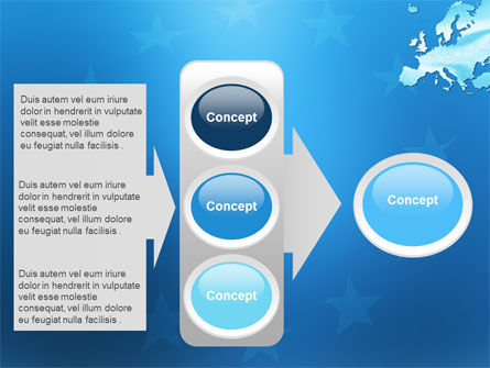 Europe PowerPoint Template Slide 11