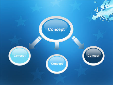 Europe PowerPoint Template, Slide 4, 02988, Global — PoweredTemplate.com