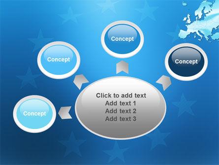 Europe PowerPoint Template Slide 7