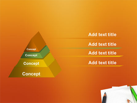 Notebook PowerPoint Template Slide 4