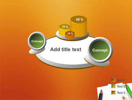 Notebook PowerPoint Template Slide 6